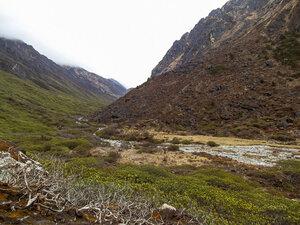 Долина реки Dingsamba Khola